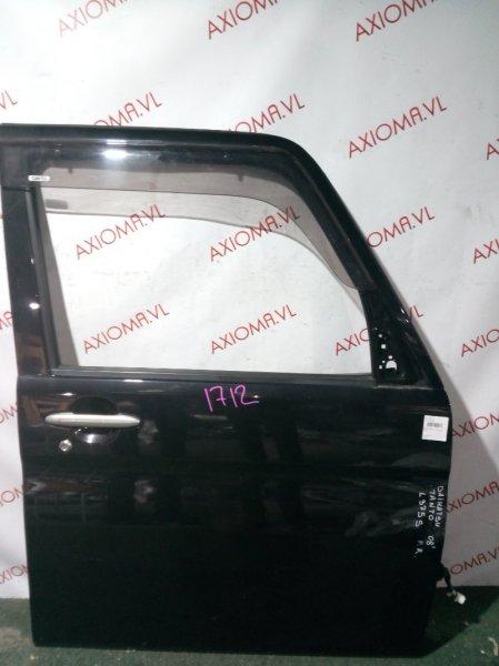 Дверь Daihatsu Tanto L375S KF-VE 2008 передняя правая