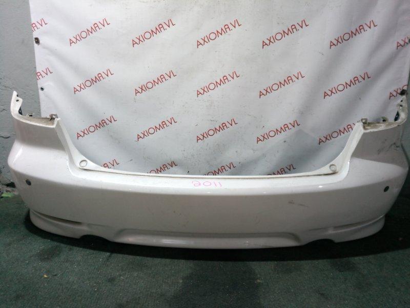 Бампер Mazda Atenza GG3S L3 2003 задний