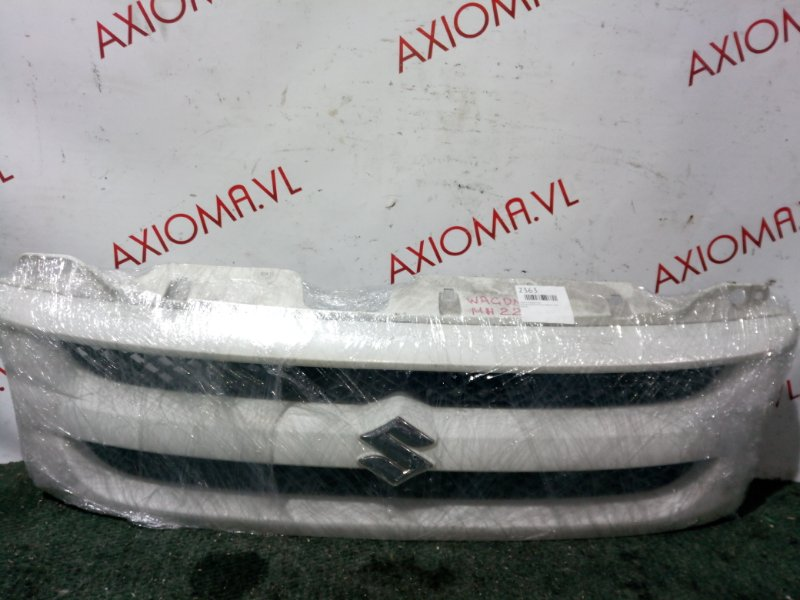 Решетка радиатора Suzuki Wagon R MH22S K6A 2007