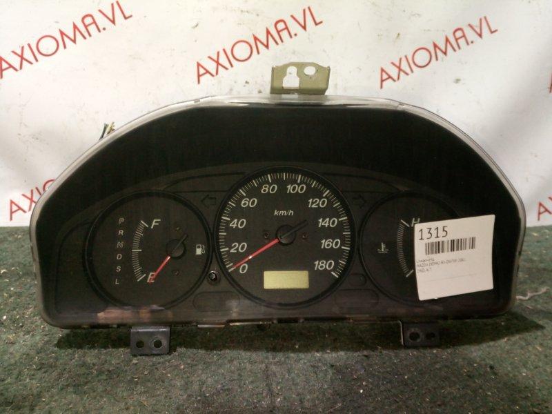 Спидометр Mazda Demio DW3W B3 2001