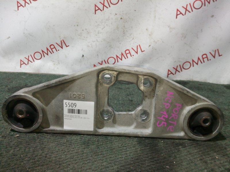 Подушка редуктора Toyota Porte NCP145 1NZ 2004 задняя