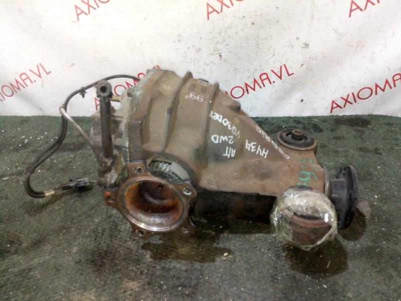 Редуктор Nissan Cedric HY34 VQ30DET 1999 задний