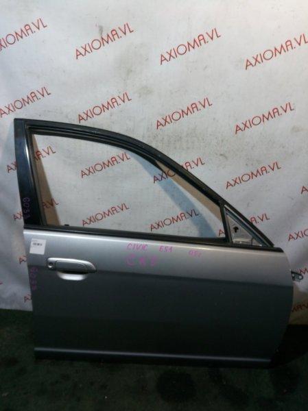 Дверь Honda Civic ES1 D15B 2003 передняя правая