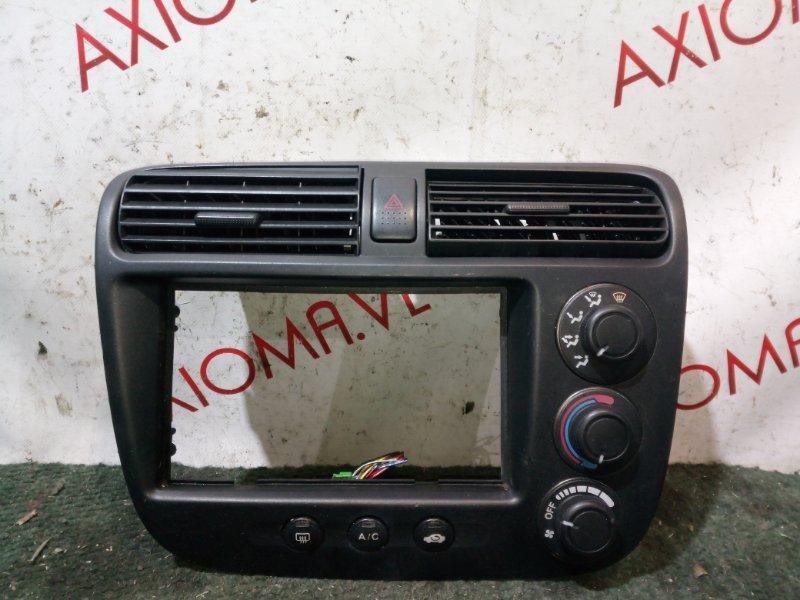 Консоль магнитофона Honda Civic EU1 D15B 2001