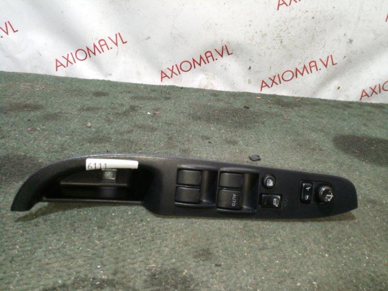 Пульт стеклоподъемника Nissan Gloria Y34 VQ30DET 1999 передний правый