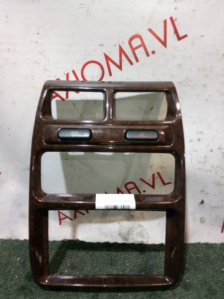 Консоль магнитофона Mitsubishi Pajero Junior H57A 4A31 1995