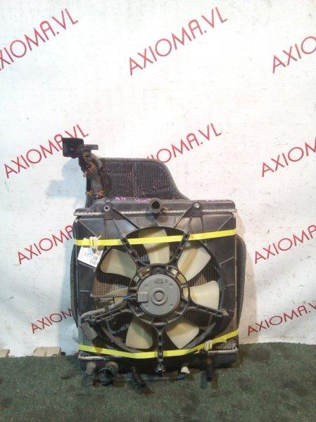 Радиатор двс Honda Zest JE2 P07AT 2006
