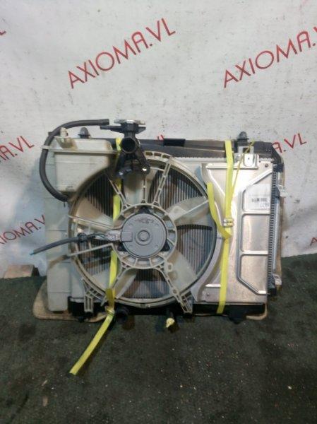 Радиатор двс Toyota Belta NCP96 2SZ-FE 2005