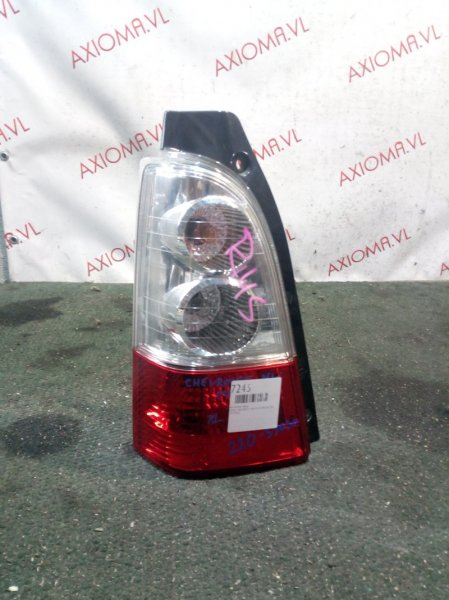 Стоп-сигнал Suzuki Chevrolet Mw ME34S M13A 2003 правый