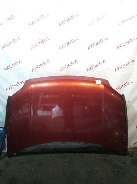 Капот Toyota Corolla Rumion NZE151 1NZFE