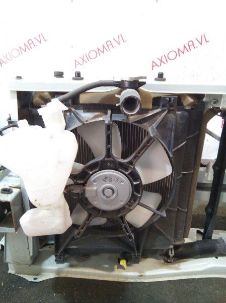 Радиатор двс Toyota Passo NGC30 1NRFE