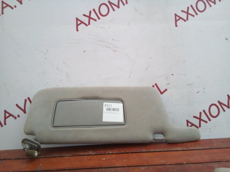 Козырек солнцезащитный Toyota Ipsum ACM21 2AZ-FE 2001 правый