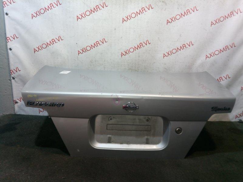 Крышка багажника Nissan Bluebird U14 SR20 1998