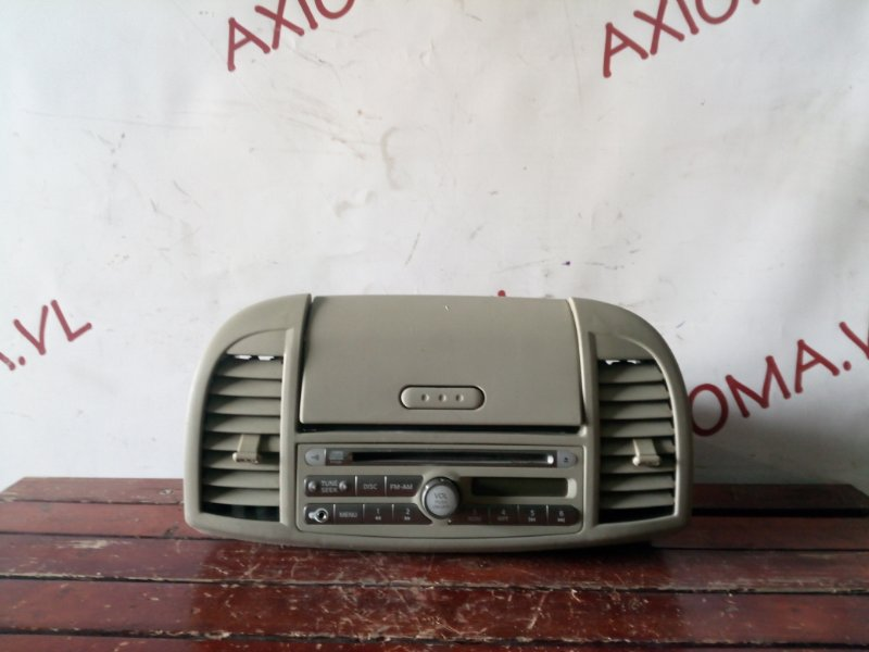 Магнитофон Nissan March K12 CR14 2002
