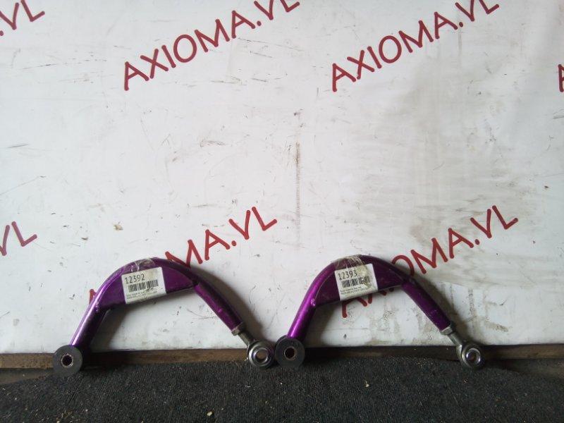 Рычаг подвески Mazda Axela BK3P L3 2003 задний левый