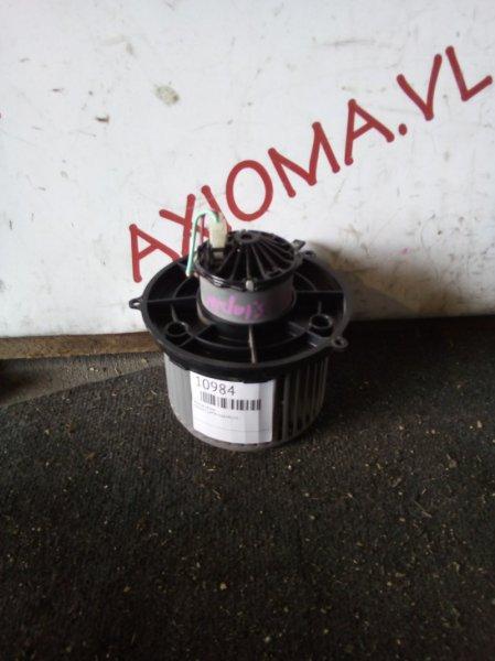 Мотор печки Suzuki Alto Lapin HE21S K6A