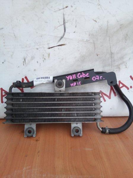 Радиатор масляный Nissan Cube YZ11 HR15