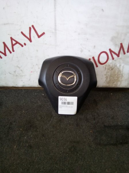 Airbag водительский Mazda Axela BK3P L3 2003