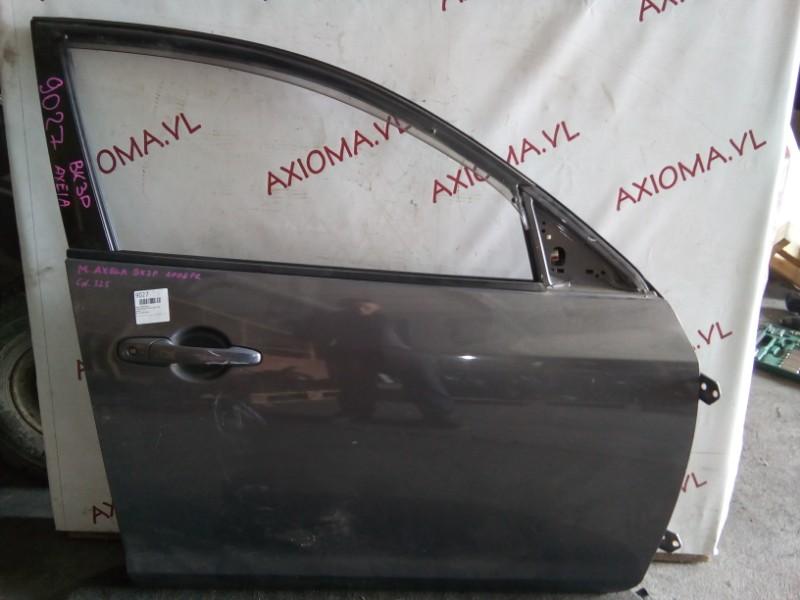 Дверь Mazda Axela BK3P L3 2003 передняя правая
