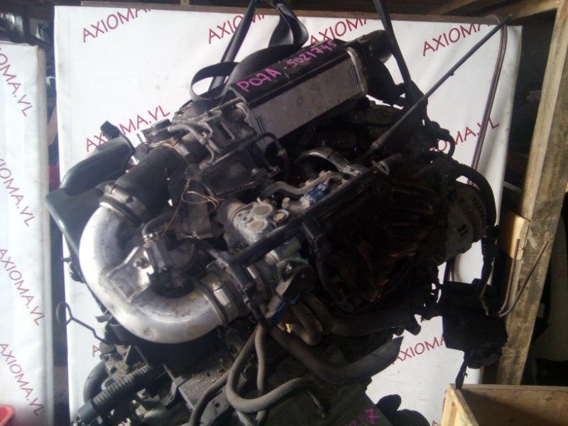 Двигатель Honda Zest JE2 P07AT 2006
