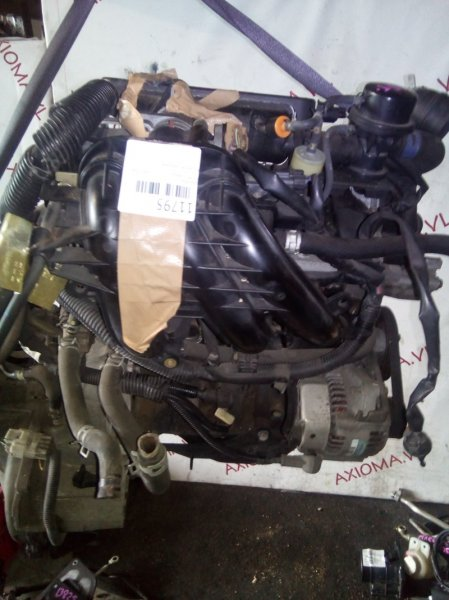Двигатель Daihatsu Mira L250S EFDET 2002