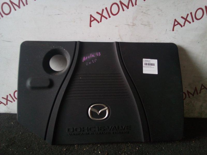 Крышка двс декоративная Mazda Axela BK3P L3 2003