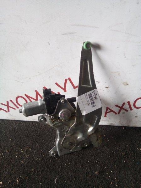 Стеклоподъемник Suzuki Alto HA24S K6A 2008 задний левый
