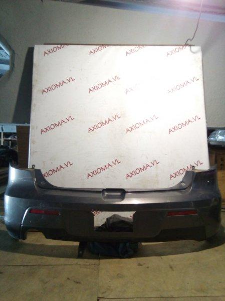 Бампер Mazda Axela BK3P L3 2003 задний