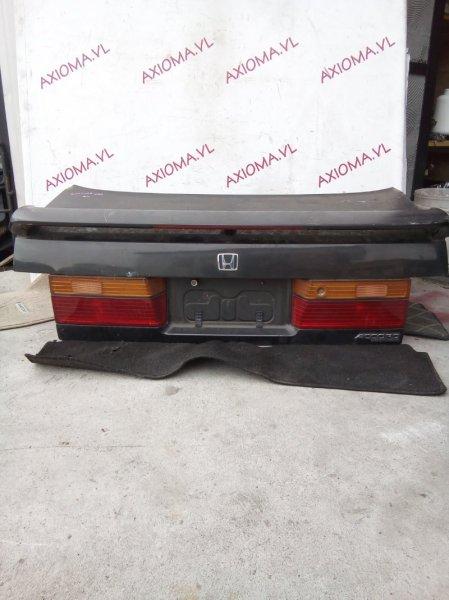 Крышка багажника Honda Accord CB1 F20A 1990