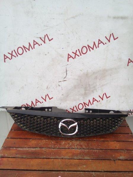 Решетка радиатора Mazda Familia BJ3P ZL 2002