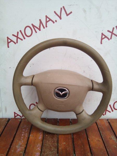Руль с airbag Mazda Premacy CP8W FP 2001