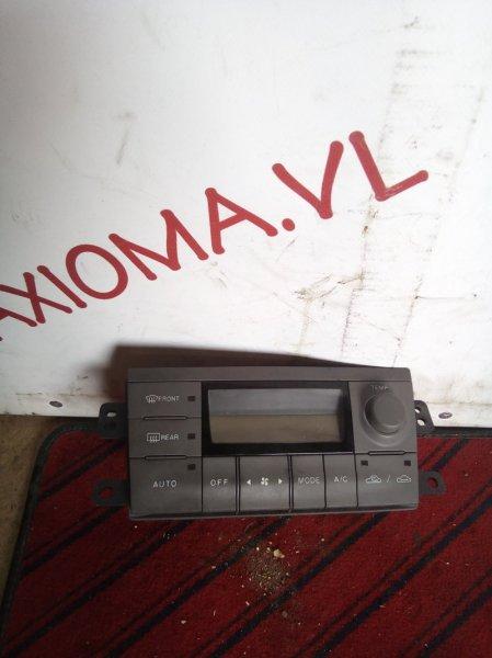 Климат-контроль Mazda Premacy CP8W FP 1999