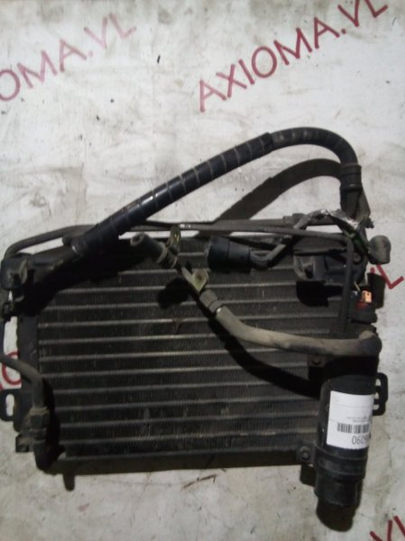 Радиатор кондиционера Mazda Titan WG5AT XA 1991
