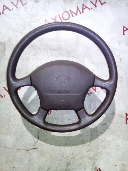 Руль с airbag Nissan Presea PR11 SR18DE 1996
