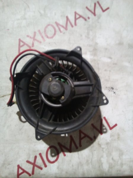 Мотор печки Nissan Leopard JGBY32 VH41 1992