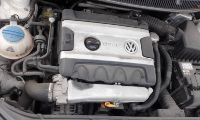 Двигатель Volkswagen Polo 9N3 BJX 2005