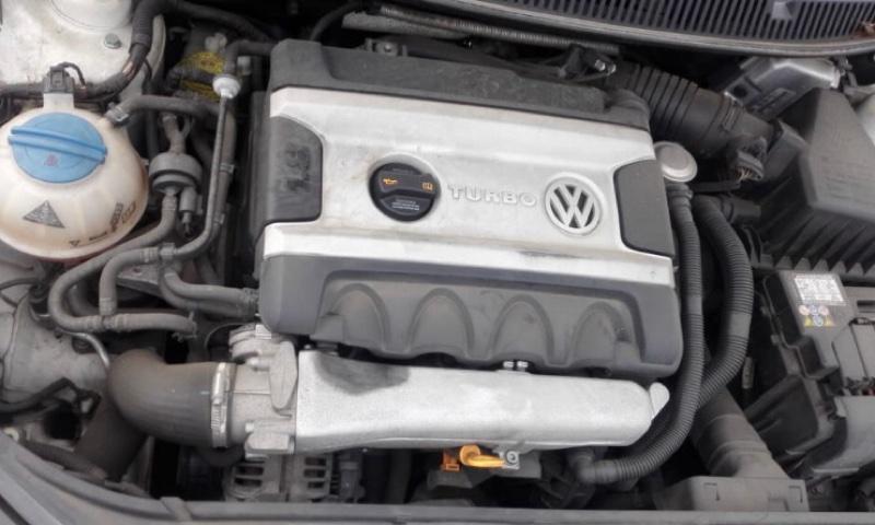 Мкпп Volkswagen Polo 9N3 BJX 2005