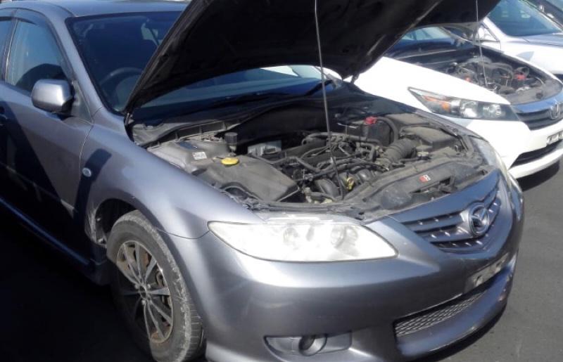 Акпп Mazda Atenza GGES LF-VE 2002