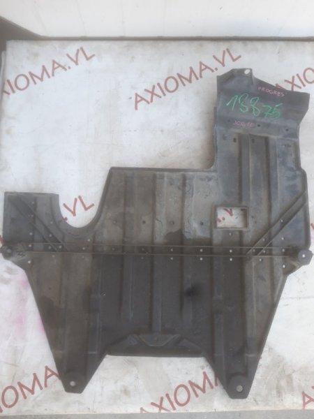 Защита двигателя Toyota Progres JCG10 1JZ 1998