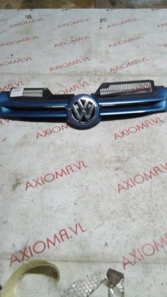 Решетка радиатора Volkswagen Golf 1K1 AXW 2006