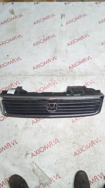 Решетка радиатора Honda Stepwgn RF1 B20B 1999