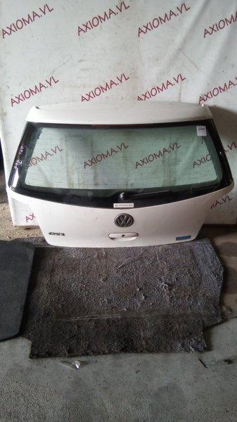 Дверь 5-я Volkswagen Polo 9N3 BJX 2005