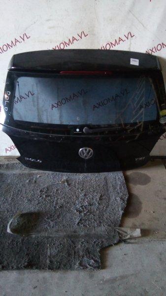 Дверь 5-я Volkswagen Polo 6R1 CDDA 2008