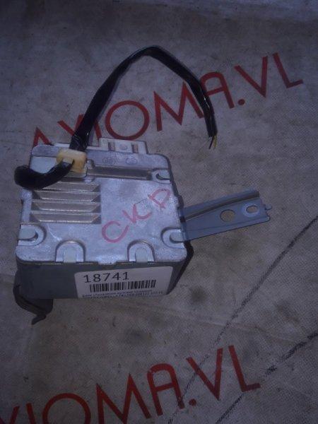Блок управления рулевой колонкой Toyota Corolla Fielder ZZE122 1ZZ-FE 2004