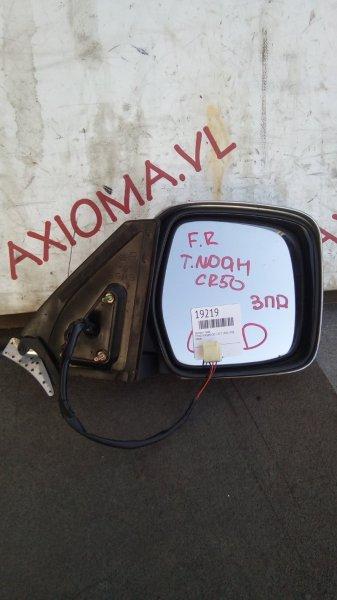 Зеркало Toyota Noah CR51 3C-T 1996 правое