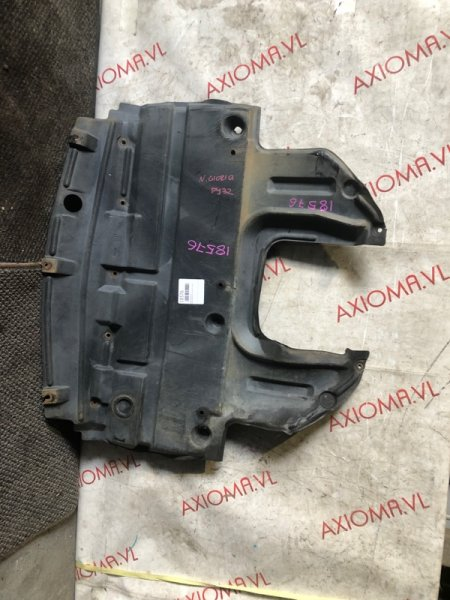 Защита двигателя Nissan Gloria Y32 VG30 1991