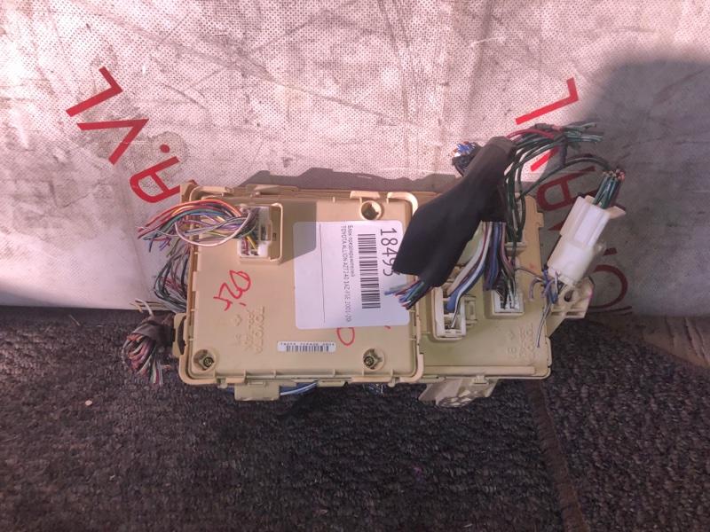 Блок предохранителей Toyota Allion AZT240 1AZ-FSE 2001