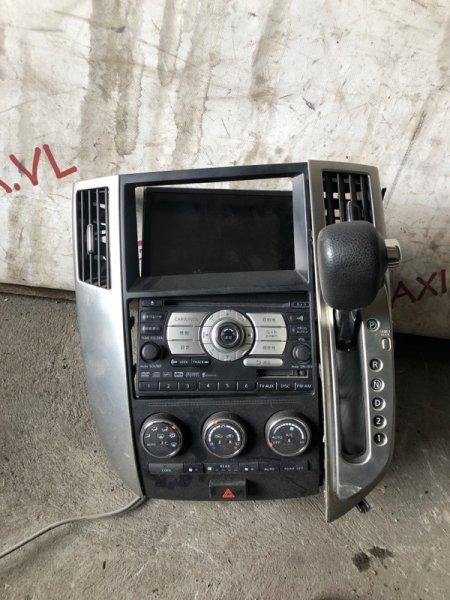 Климат-контроль Nissan Presage TNU31 QR25 2006