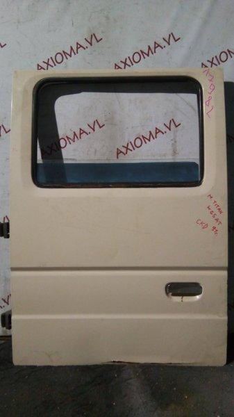 Дверь Mazda Titan WG5AT XA 1991 задняя правая