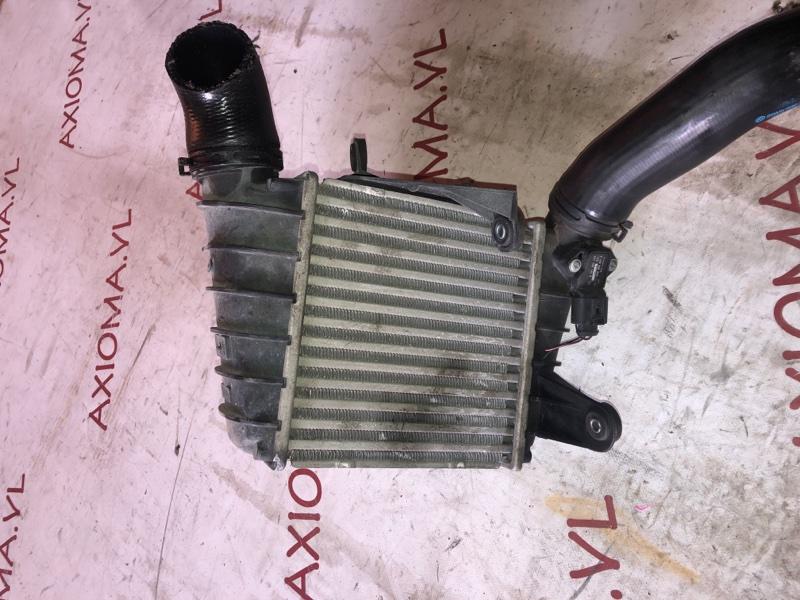 Радиатор интеркулера Volkswagen Polo 9N3 BJX 2005